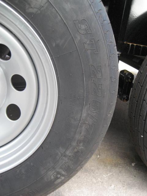 *CH19* 7x20 5 TON Steel Deck Car Hauler Trailer LR Trailers 7 x 20 | CH82-20T5-1B-SD