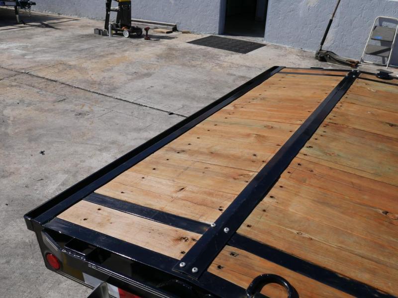 *107356* 8.5x32 32' Load Trail Bumper Pull Car Trailer |LRT Tandem Axle Trailers 8.5 x 32