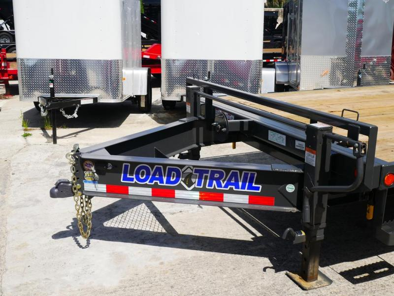 *T32* 8.5x24 7 TON Flatbed Tilt Trailer   Deck Over Power Tilt 8.5 x 24   TFC102-24T7-PT