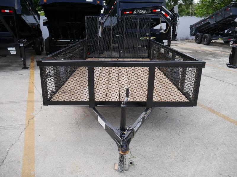 *107679* 6x12 Utility|Lawn|ATV|Multipurpose Trailer |LRT Tandem Axle Trailers 6 x 12