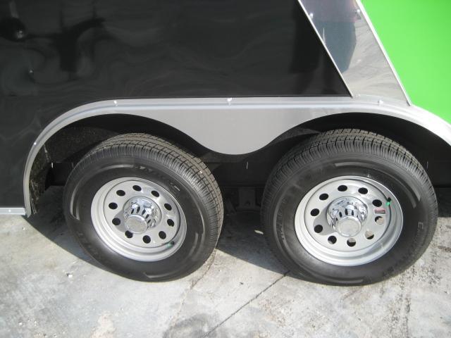 *E10C* 8.5x16 Enclosed*Trailer*Cargo Car Hauler 8.5 x 16 | EV8.5-16T3-R