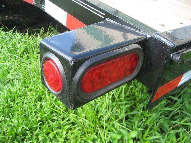 *CH37* 7x20 5 Ton Car Haulers LR Trailer |LR Trailers & Hauler 7 x 24 | CH83-20T5-1B