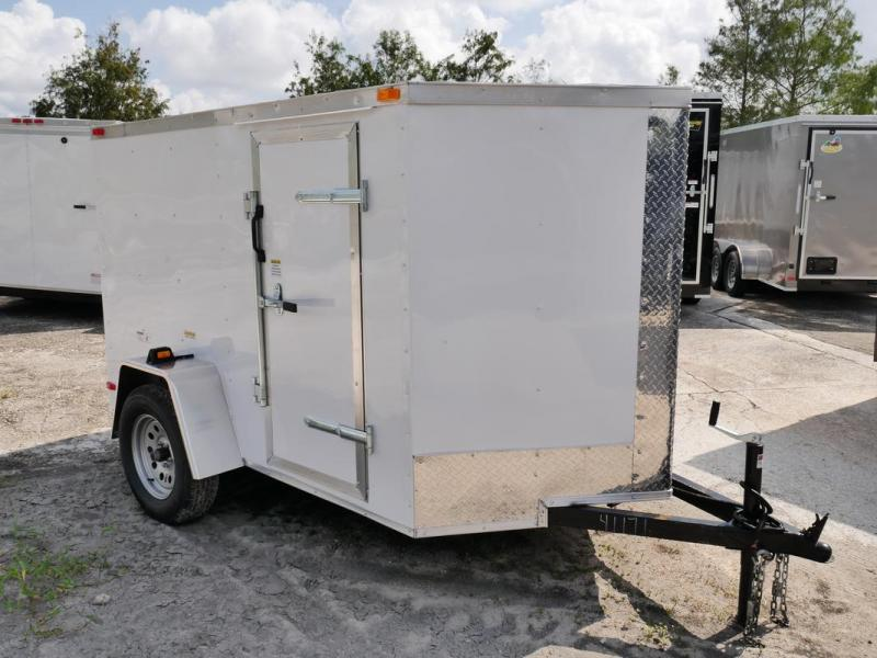 *107868* 5x8 Enclosed Cargo Trailer |LRT Haulers & Trailers 5 x 8 | EV5-8S3-R