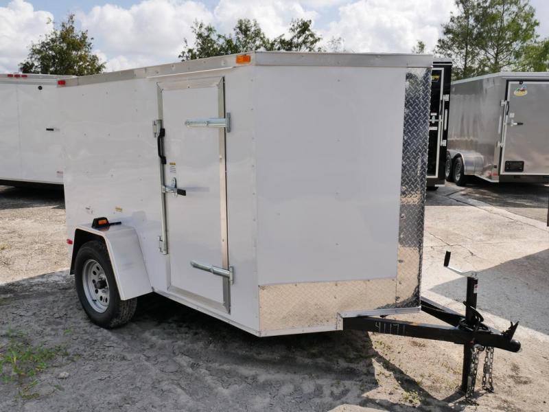 *107868* 5x8 Enclosed Cargo Trailer |LRT Haulers & Trailers 5 x 8 | EV5-8S3-R