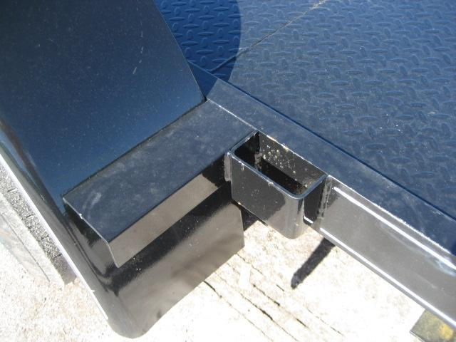 *CH11* 7x16 7K Car hauler Trailer w/Brakes LR Trailers & Haulers 7 x 16 | CH82-16T3-1B-SD