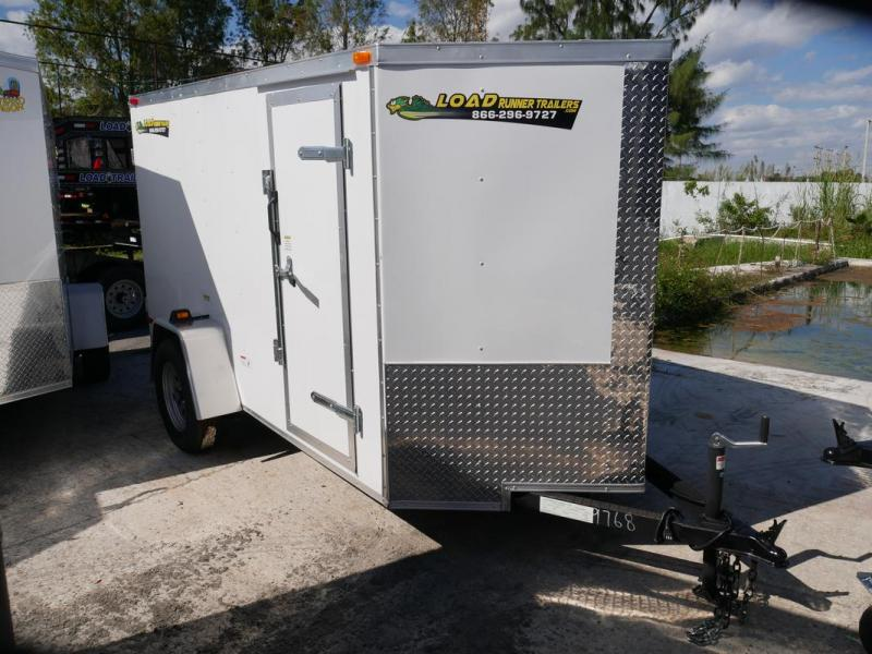 *107352* 5x10 Enclosed Cargo Trailer |LRT Haulers & Trailers 5 x 10