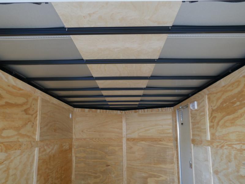 *E8F* 7x14 Door on Nose | 5 Yr Warranty Enclosed Cargo Trailer 7 x 14 | EV7-14T3-R