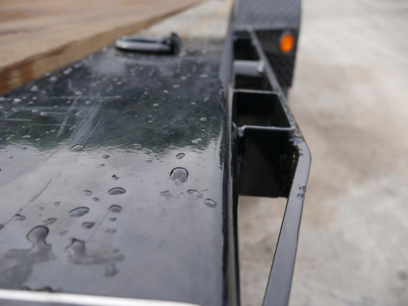*108177* 7x16 Tilt Deck Trailer |LRT Tandem Axle Trailers 7 x 16