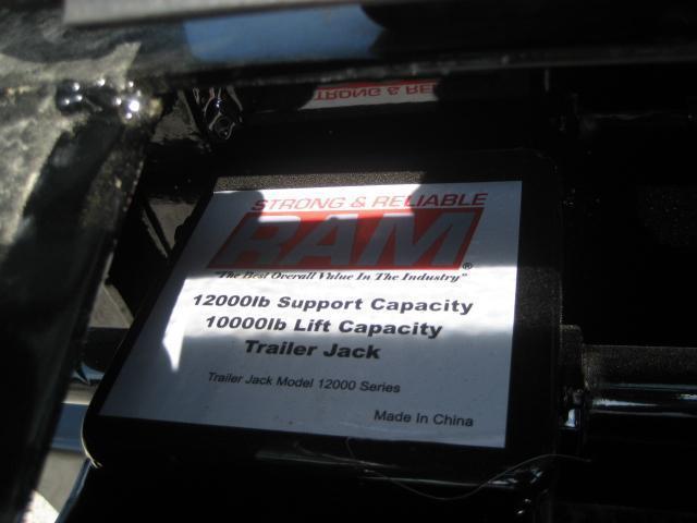 *CHG47* 8.5x36 7 TON Gooseneck Car Hauler Trailer |LR Trailers 8.5 x 36 | CHG102-36T7-DOF