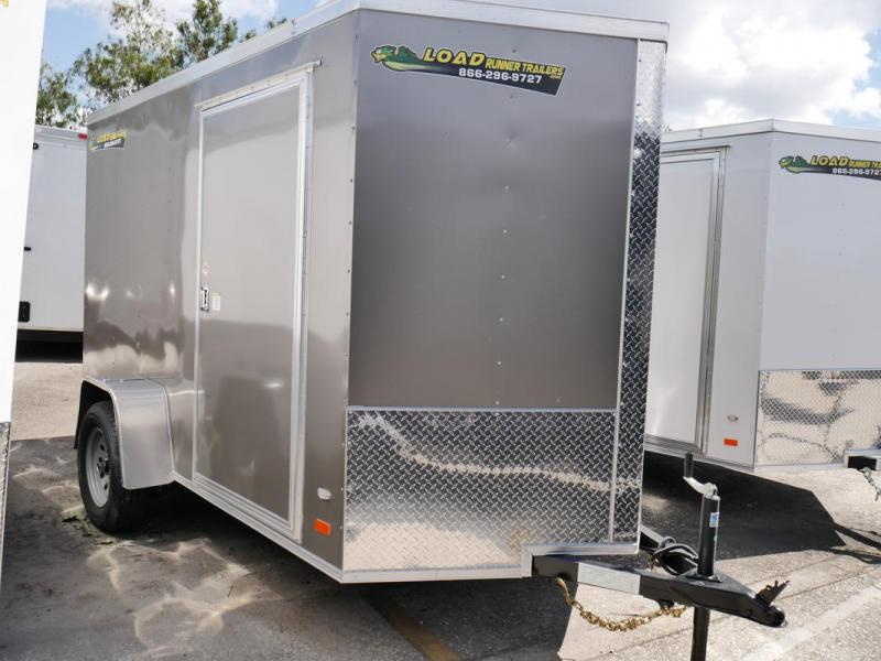 *107637* 6x10 Enclosed Cargo Trailer |LRT Haulers & Trailers 6 x 10 | EV6-10S3-R