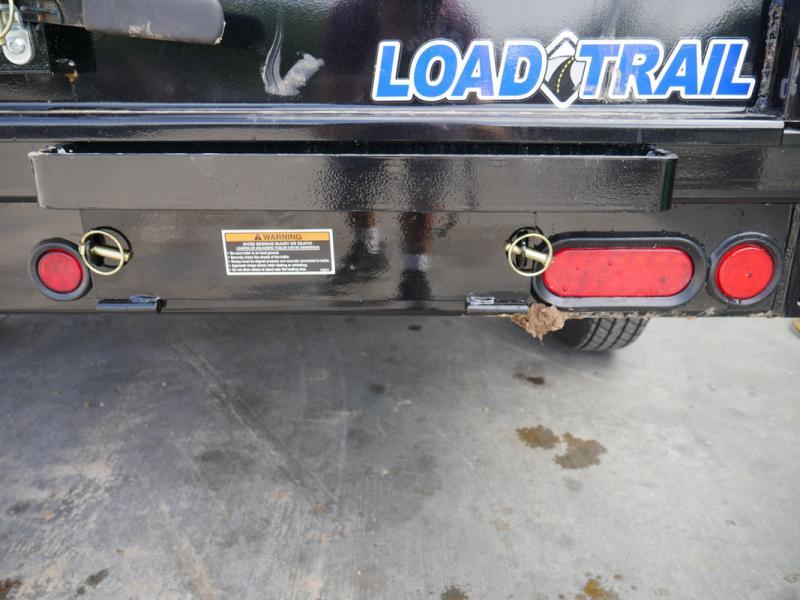 *108341* 6x14 LOAD TRAIL Dump Trailer  LRT Trailers 6 x 14
