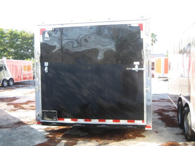 *E12E* 8.5x24 Enclosed Trailer HAULERS Cargo Car Hauler 8.5 x 24 | EV8.5-24T5TS-R