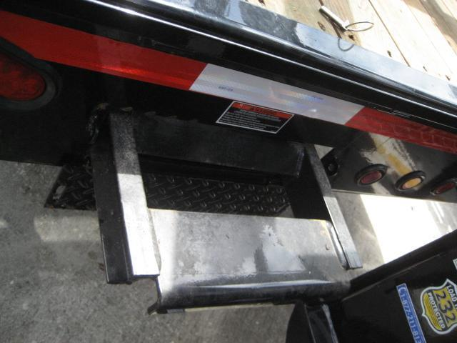 *FC37* 8.5x24 7 TON Flatbed Deck Over |Butt End Trailer |LR Trailers 8.5 x 24 | FC102-24T7-BE