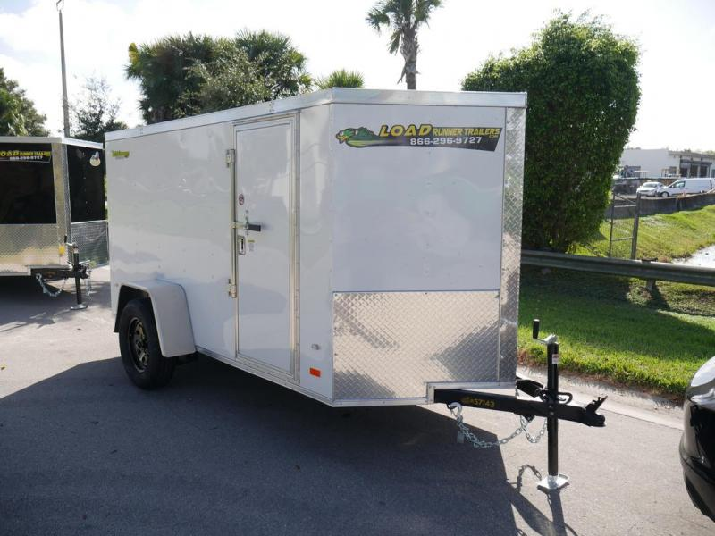 *108312* 5x10 Enclosed Cargo Trailer |LRT Haulers & Trailers 5 x 10