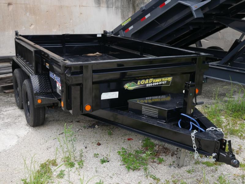 *DB10B* 6x10 Load Trail 7K Dump Trailer Tandem Axle Trailers 6 x 10 | D72-10T3-18S
