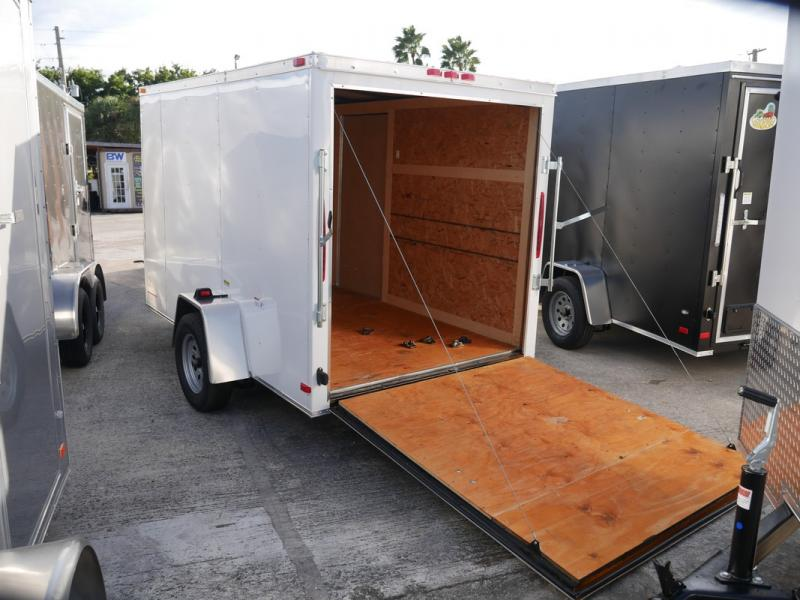 *FD06* 6x10 FACTORY DIRECT!  Enclosed Cargo Trailer  Trailers 6 x 10