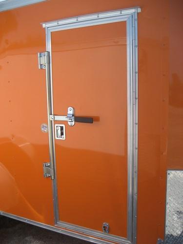 *E2* 5x10 Cargo Enclosed Trailer LR Catering Cargo 5 x 10   EV5-10S3-DD