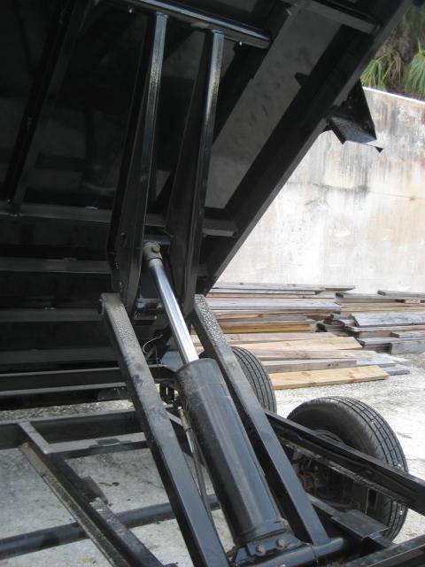 *DB10* 5x10 Load Trail 7K Dump Trailer Tandem Axle Trailers 5 x 10 | D60-10T3-18S