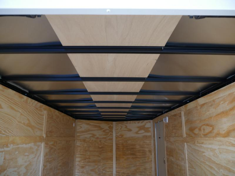 *E9E* 7x16 Enclosed Cargo Trailer Tandem Axle Hauler 7 x 16   EV7-16T3-R