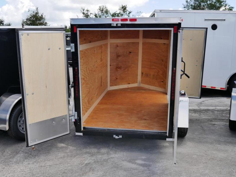 *107348* 5x8 Enclosed Cargo Trailer |LRT Haulers & Trailers 5 x 8