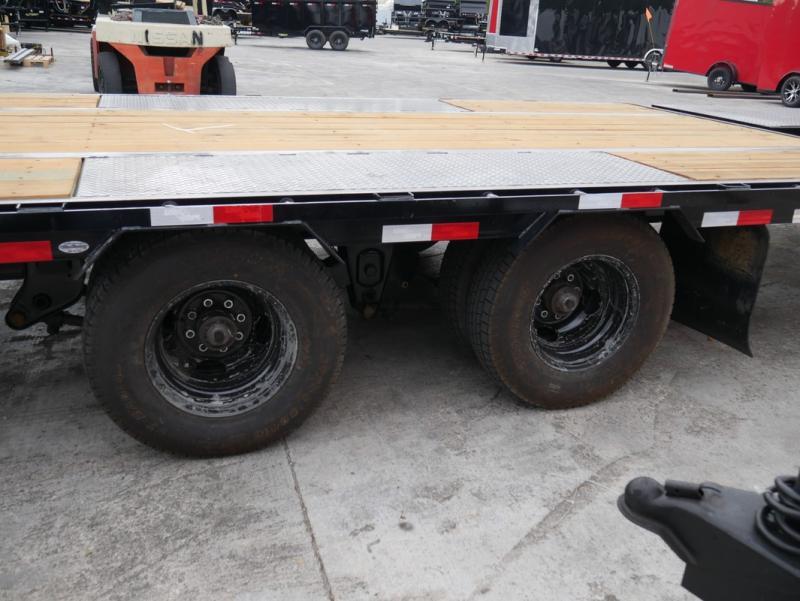 *FG78* 8.5x40 12 TON Deck Over Gooseneck Trailer |Flatbed Trailers 8.5 x 40 | FG102-40T12-LP/MPD