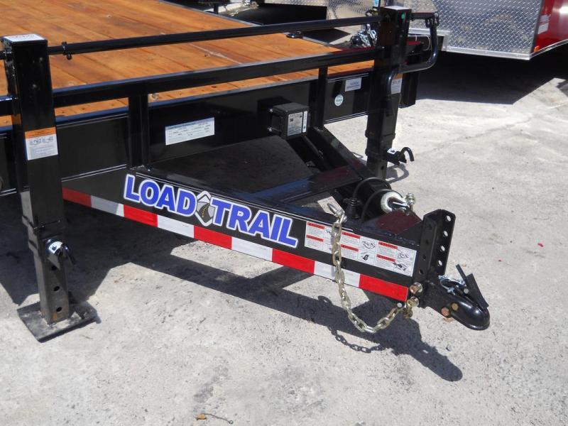 *EQ17* 7x24 7 TON Equipment & Car Hauler Trailer  LR Trailers 7 x 24   EQ83-24T7-KR