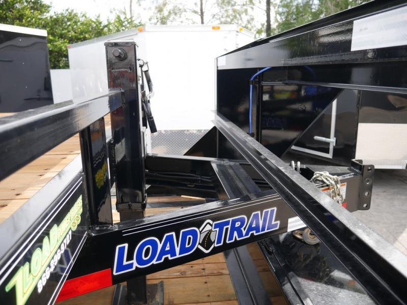 *105949* 7x20 Car Trailer |LRT Tandem Axle Trailers 7 x 20