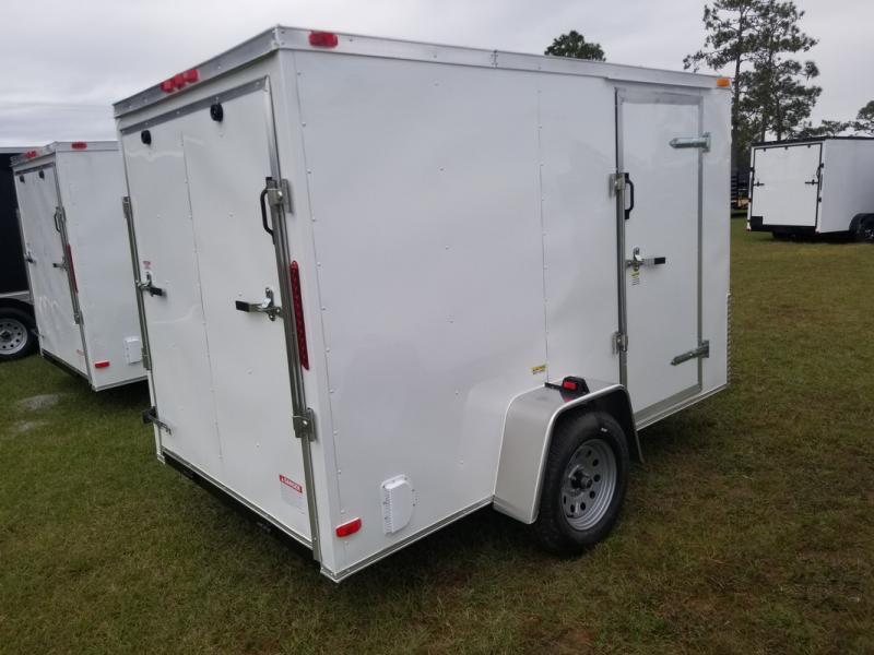 *E9-BB* 7x16 Enclosed Trailer Cargo Tandem Axle Trailers 7 x 16 | EV7-16T3-R