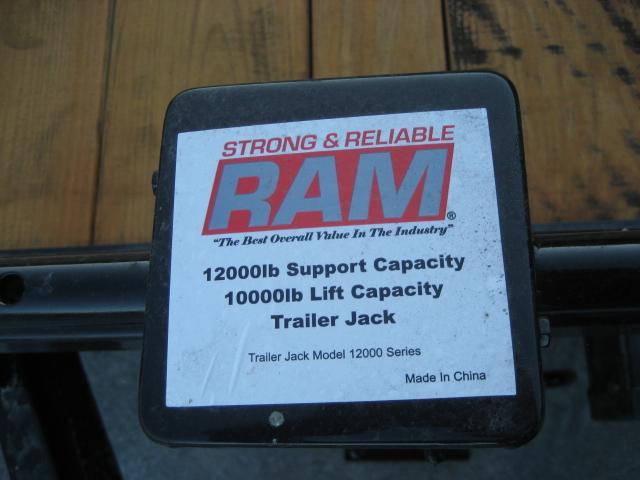 *EQ30* 8.5x20 7 TON Equipment & Car Hauler Trailer  LR Trailers 8.5 x 20   EQ102-20T7-DOF/KR