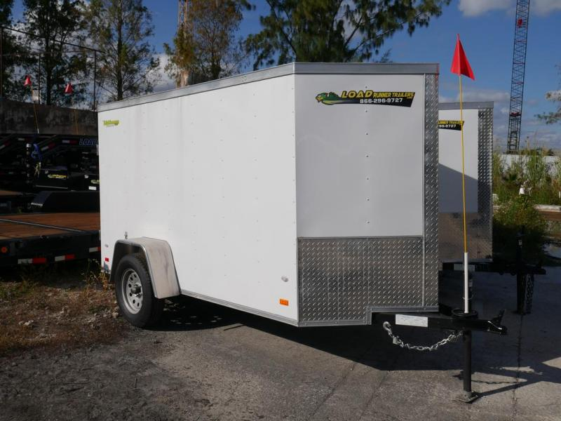 *106101* 5x10 Enclosed Cargo Trailer |LRT Haulers & Trailers 5 x 10