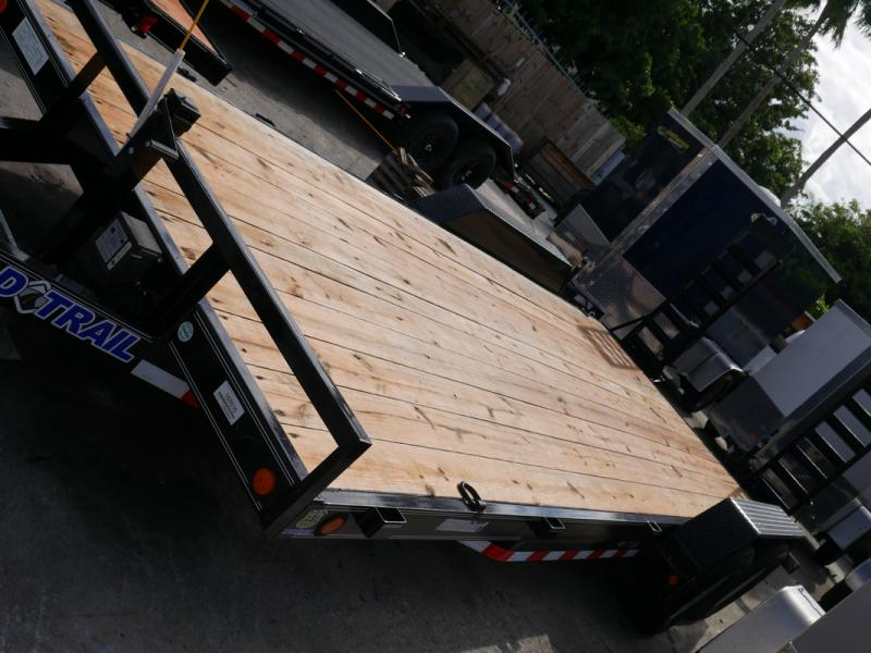 *104499* 7x20 PRICE REDUCED!| Equipment Trailer |LRT Tandem Axle Trailers 7 x 20