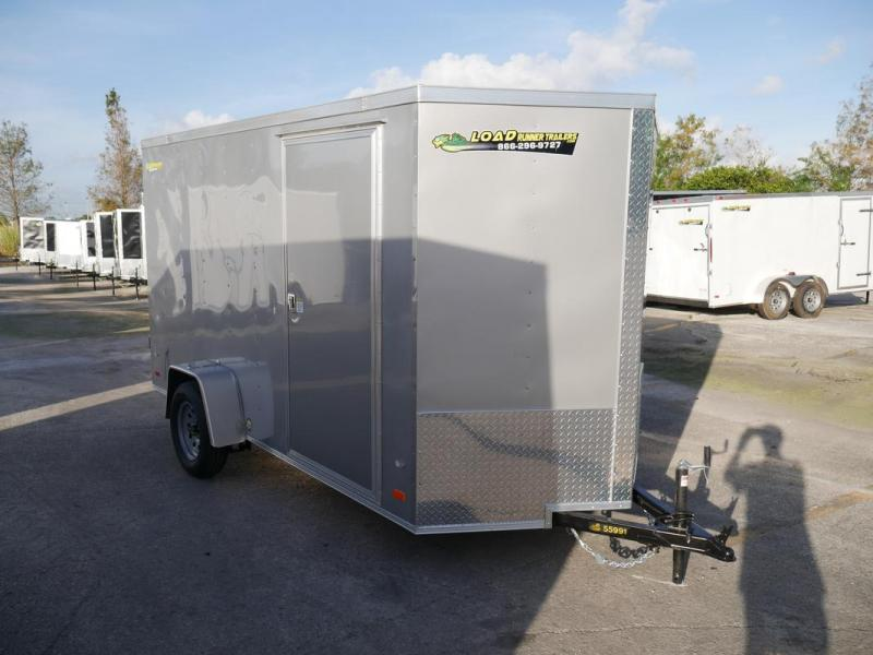 *108315* 6x12 Enclosed Cargo Trailer |LRT Haulers & Trailers 6 x 12
