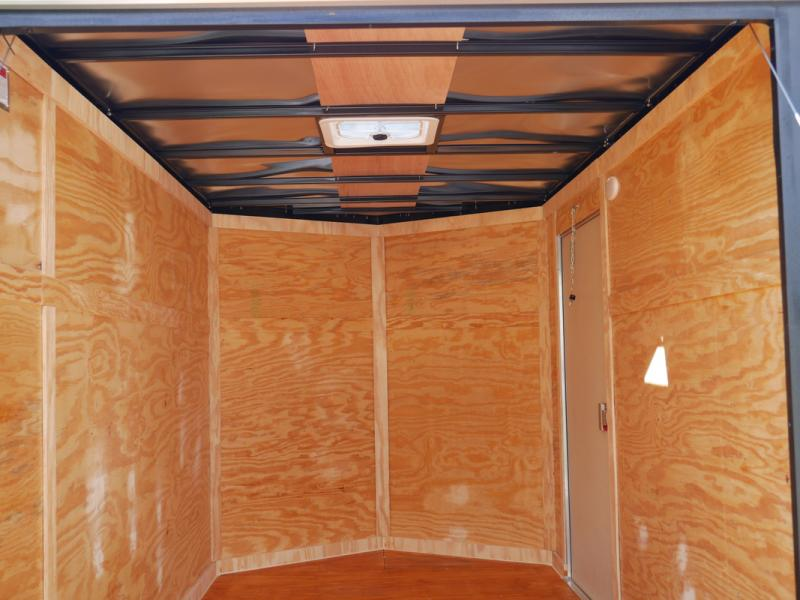 *108400* 6x10 Enclosed Cargo Trailer |LRT Haulers & Trailers 6 x 10