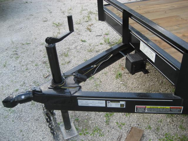 *CH12* 7x18 7K Car Hauler Trailer w/Brakes Trailers & Haulers 7 x 18 | CH82-18T3-1B