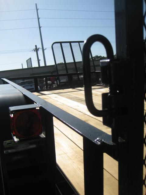 *U43* 6x12 Utility Trailer Tandem 3500 lb Axles 6 x 12 | U76-12T3-0B-AR