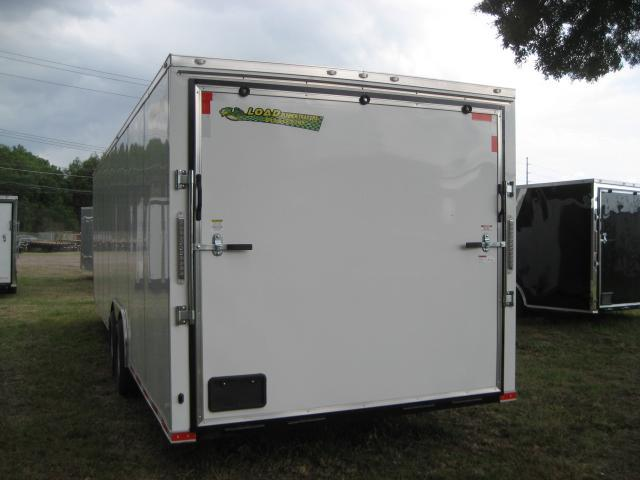 *E13* 8.5x28 Enclosed Trailer Car Cargo Hauler Trailers 8.5 x 28 | EV8.5-28T5TS-R