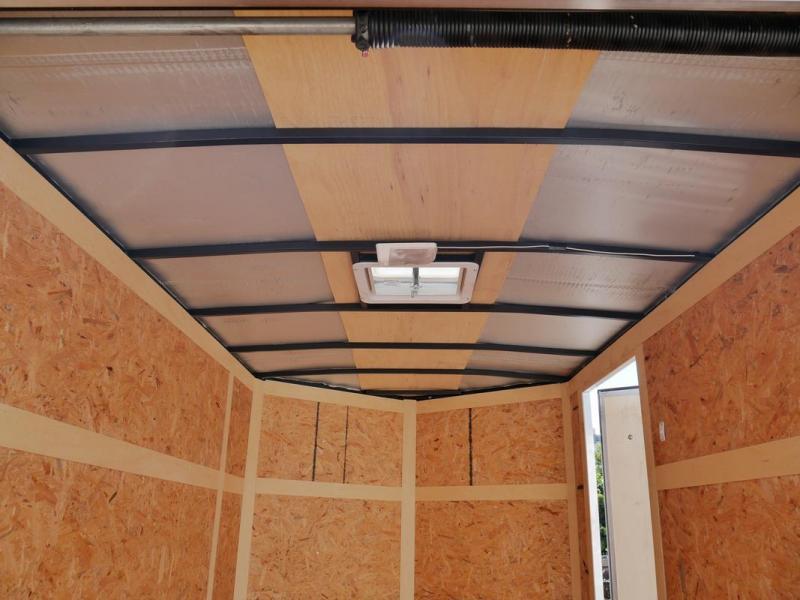 *107867* 6x10 Enclosed Cargo Trailer |Multiuse Haulers & Trailers 6 x 10