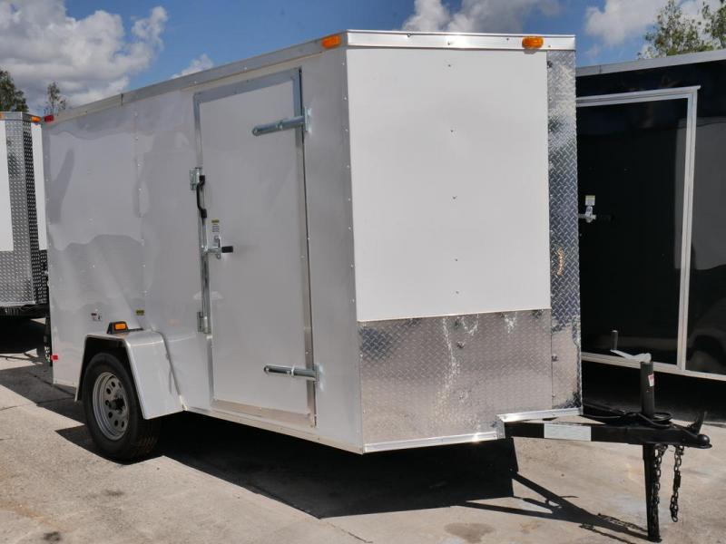 *107867* 6x10 Enclosed Cargo Trailer |LRT Haulers & Trailers 6 x 10 | EV6-10S3-R