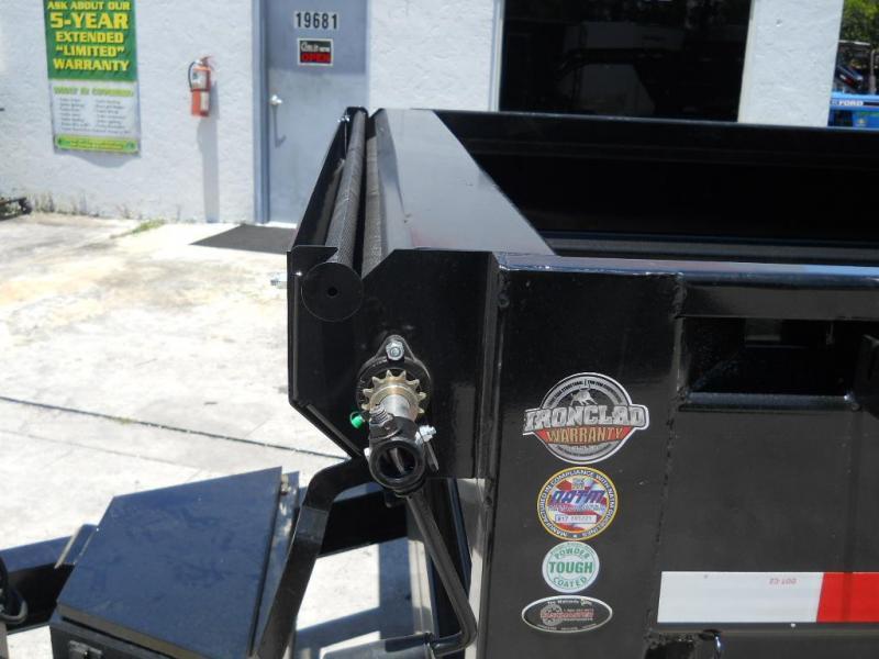 *DB70* 6x12 5 Ton Tandem Dump trailer Bumper Pull Trailers 6 x 12 | D72-12T5-24S