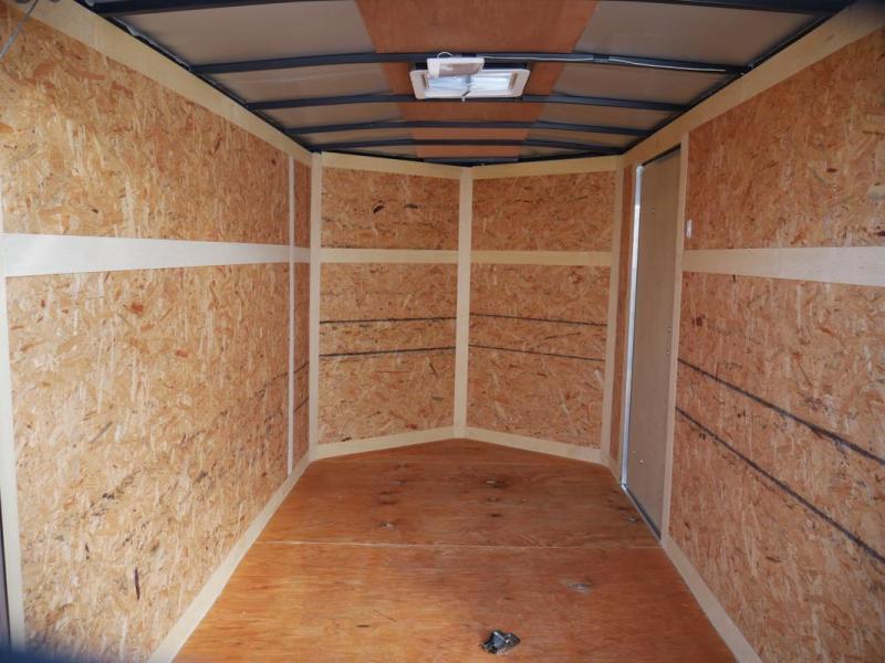 *107866* 6x10 Enclosed Cargo Trailer |LRT Haulers & Trailers 6 x 10