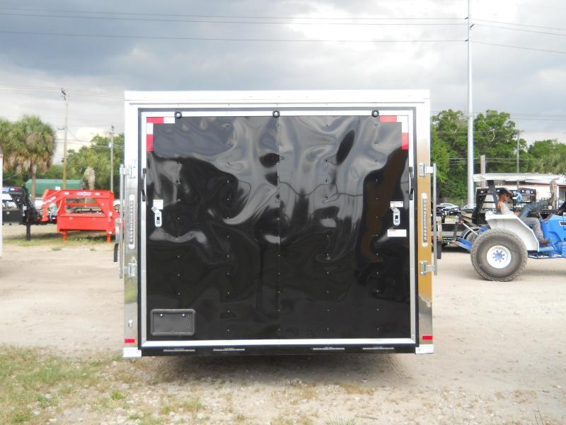 *E11F* 8.5x20 Enclosed Cargo Trailer Cargo Trailers 8.5 x 20 | EV8.5-20T5TS-R