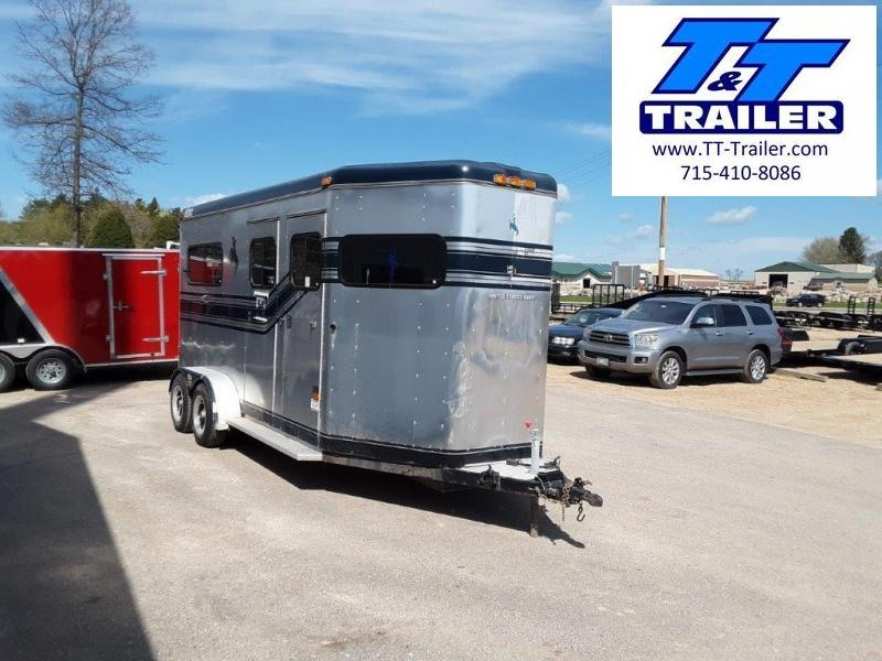 1995 Trail-Et New Yorker 2 Horse Trailer Other Trailer
