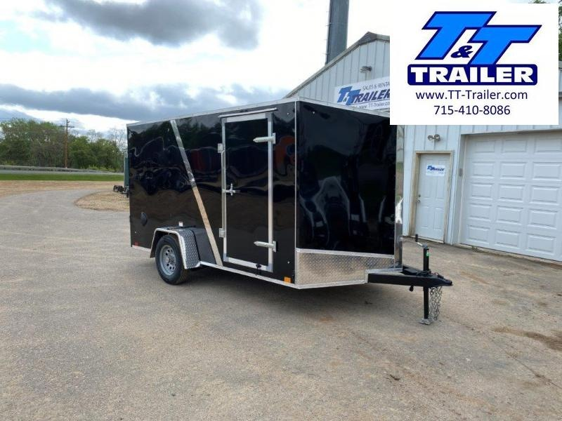 2021 Discovery Trailers Rover ET Enclosed Cargo Trailer