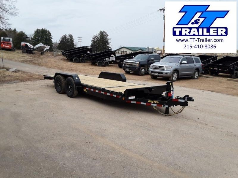 "2020 Big Tex 14TL 83"" x 20' Heavy Duty Tilt Equipment Trailer"