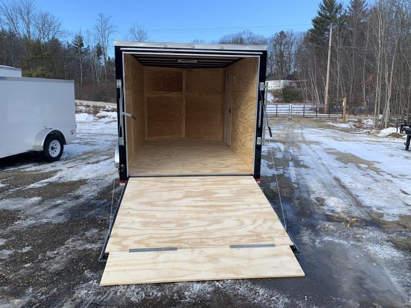 2020 Quality Cargo 7x12 Enclosed Cargo Trailer
