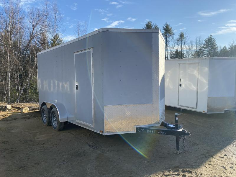 2020 Quality Cargo 7x14 EXTRA HEIGHT Enclosed Cargo Trailer