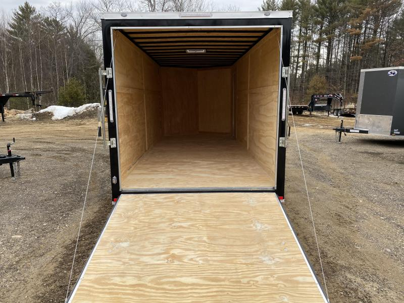 2020 Freedom Trailers 7x18 WALK ON ROOF & EXTRA HEIGHT Enclosed Cargo Trailer