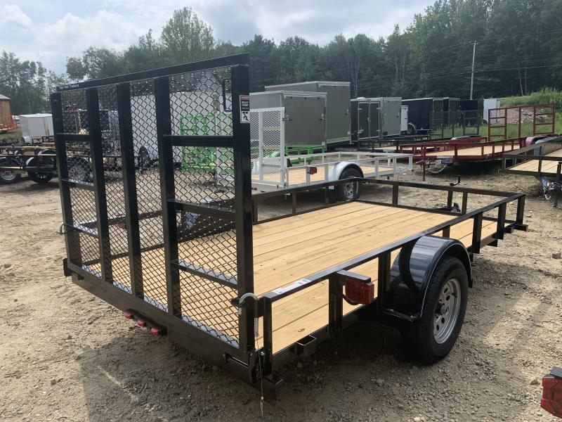 2019 Top Hat Trailers 6.5x10 Equipment Trailer