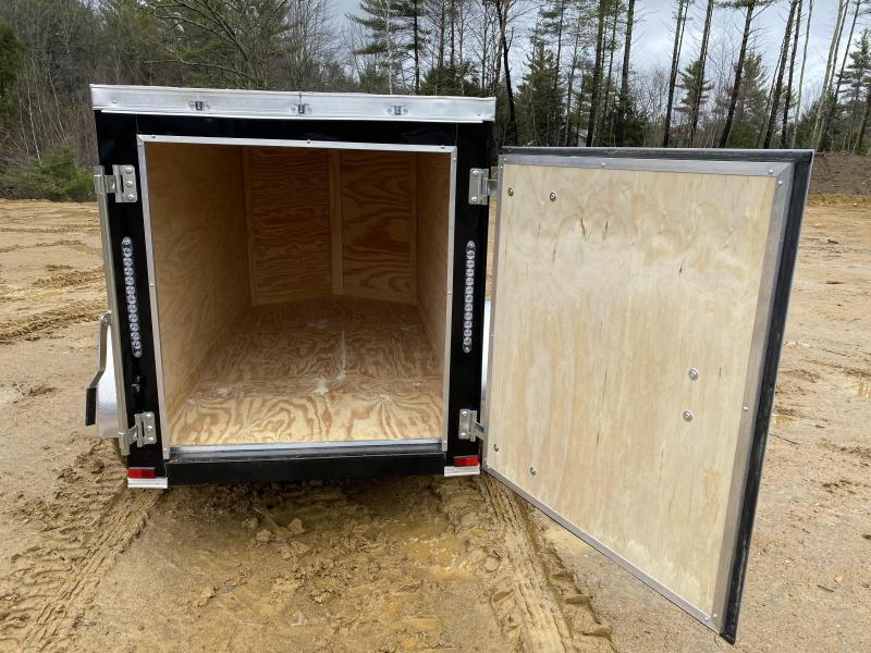 2020 Quality Cargo 4x8 swing door Enclosed Cargo Trailer
