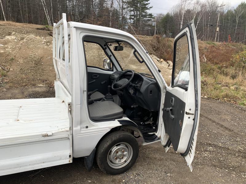 1993 Suzuki Carry 4x4 MiniTruck Road legal